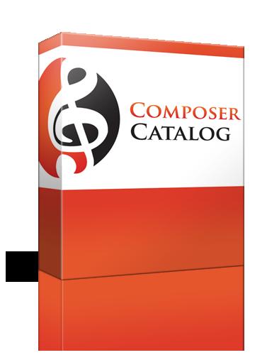 Composer Catalog