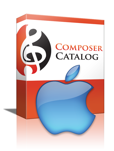 Composer Catalog for Mac
