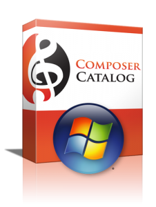 Composer Catalog for Windows